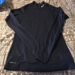 Nike pro therma fit shirt